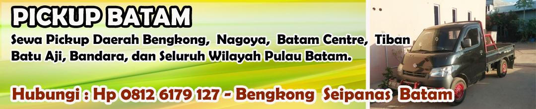 JASA SEWA PICKUP DI BATAM - 0812 6179 127